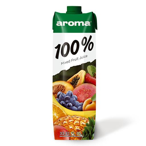 AROMA雜果果汁飲料