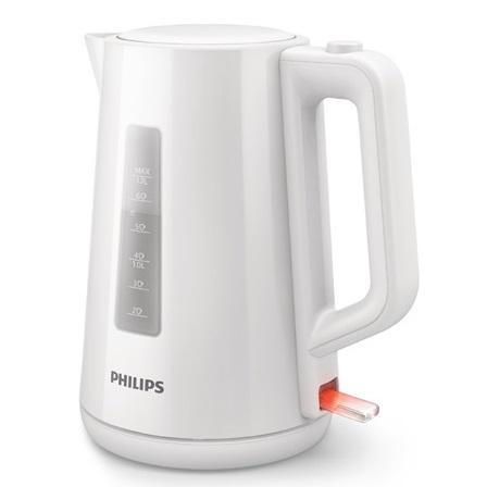 飛利浦亮白無線電熱水壺1.7L