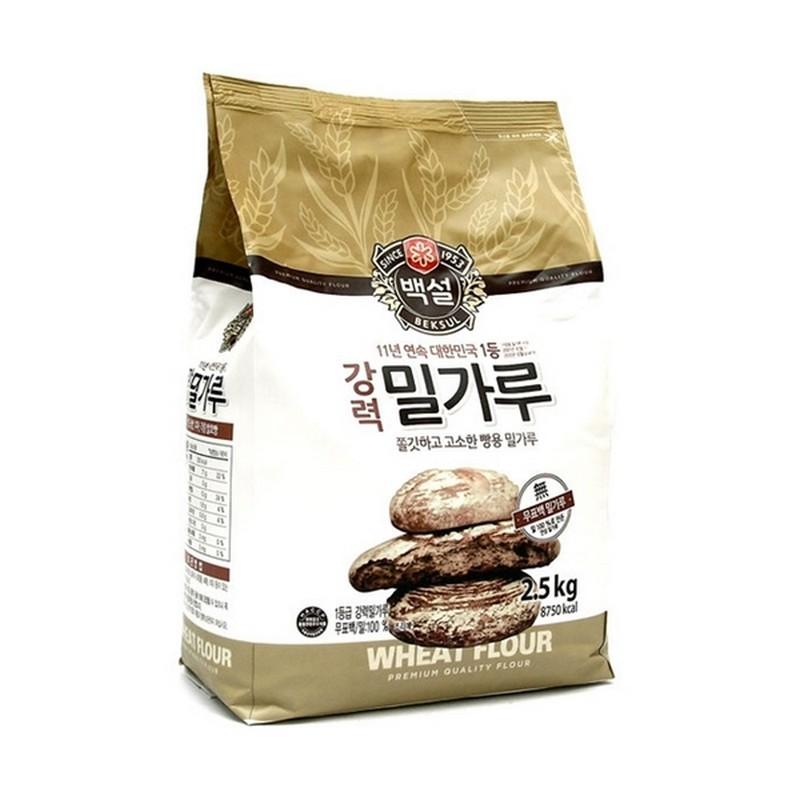 CJ白雪牌高筋麵粉-大
