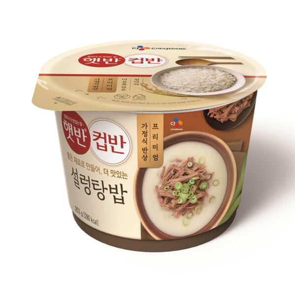 CJ牛骨湯湯飯