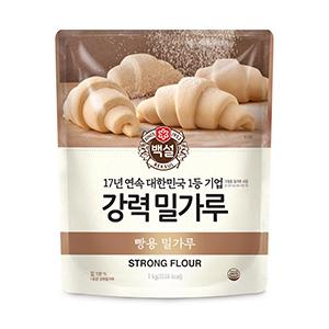 CJ白雪牌高筋麵粉