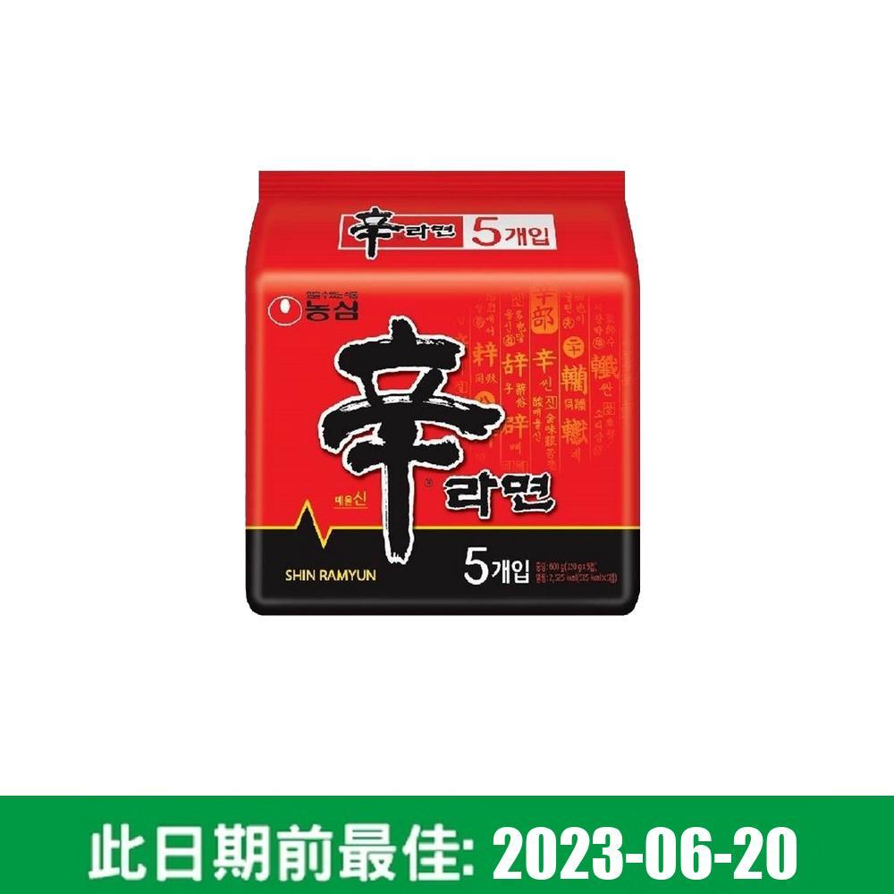 農心辛拉麵-韓版