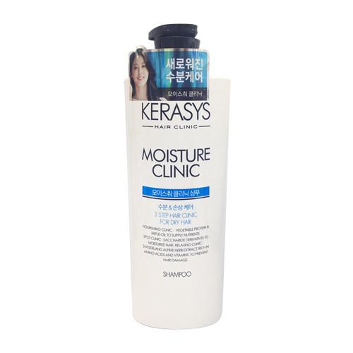 韓國製 KERASYS強效補濕洗髮露
