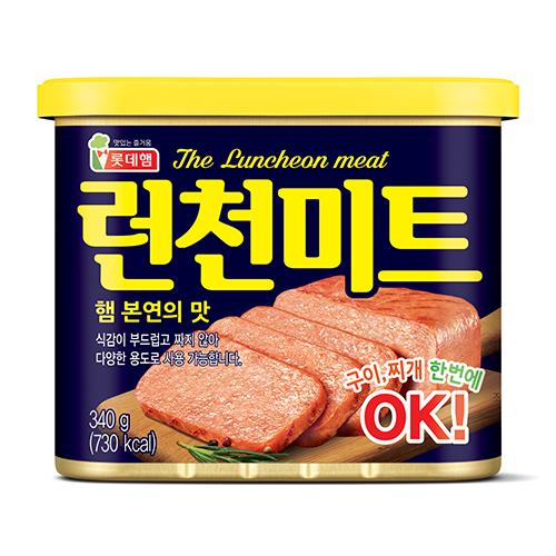 樂天午餐肉