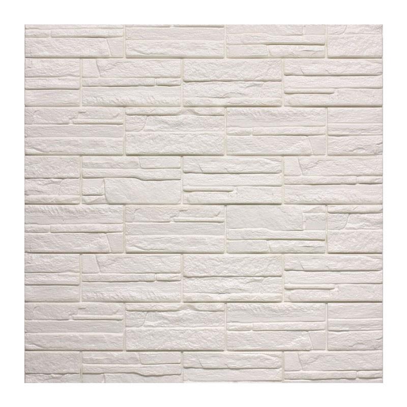 Q-ONEQ ONE韓國製細磚款牆貼白色