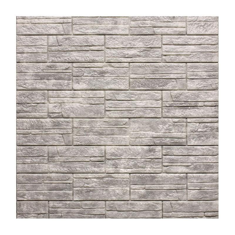 Q-ONEQ ONE韓國製細磚款牆貼銀灰色