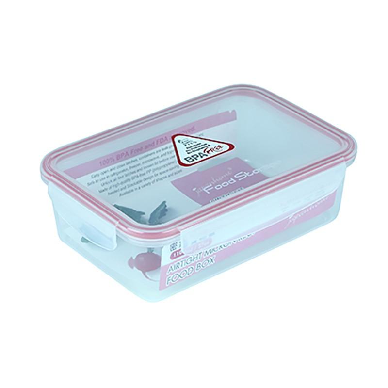 EZ FRESH長方形微波爐食物盒