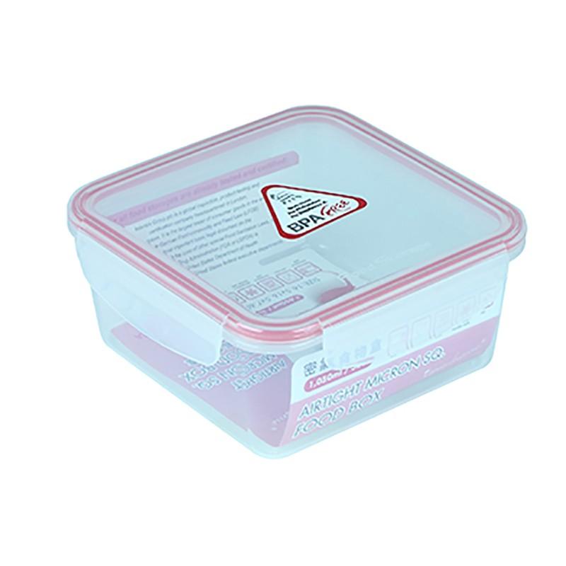 EZ FRESH方形微波爐食物盒