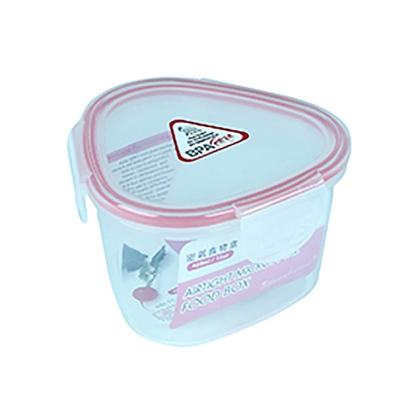 EZ FRESH三角形微波爐食物盒