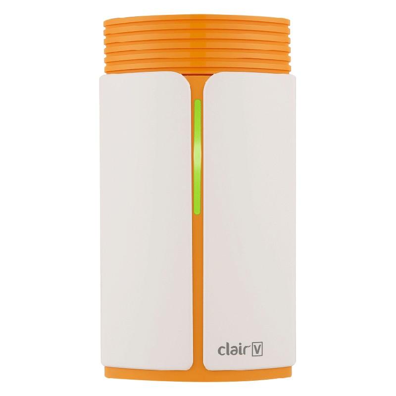 CLAIR抗菌除臭負離子機橙色
