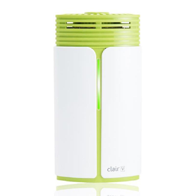 CLAIR抗菌除臭負離子機 (綠色)