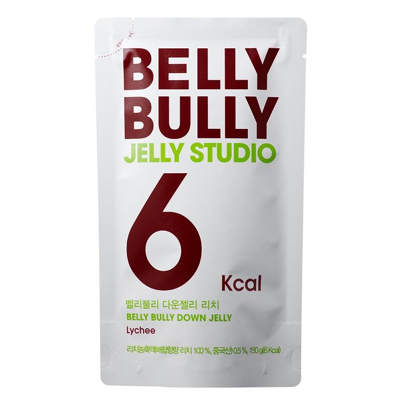 BELLY BULLY低卡果汁o者喱-荔枝10S