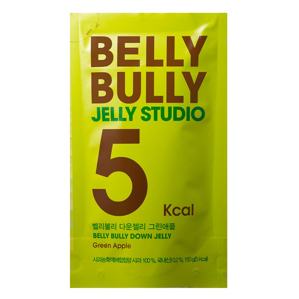 BELLY BULLY低卡果汁o者喱-青蘋果10S