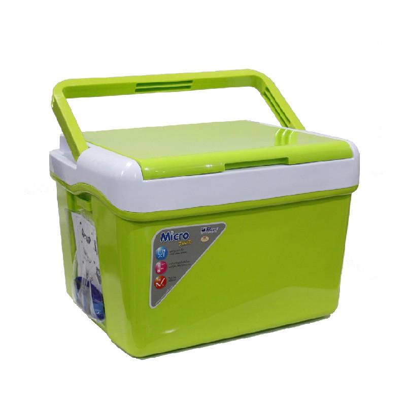 PICNIC手提冰箱綠色