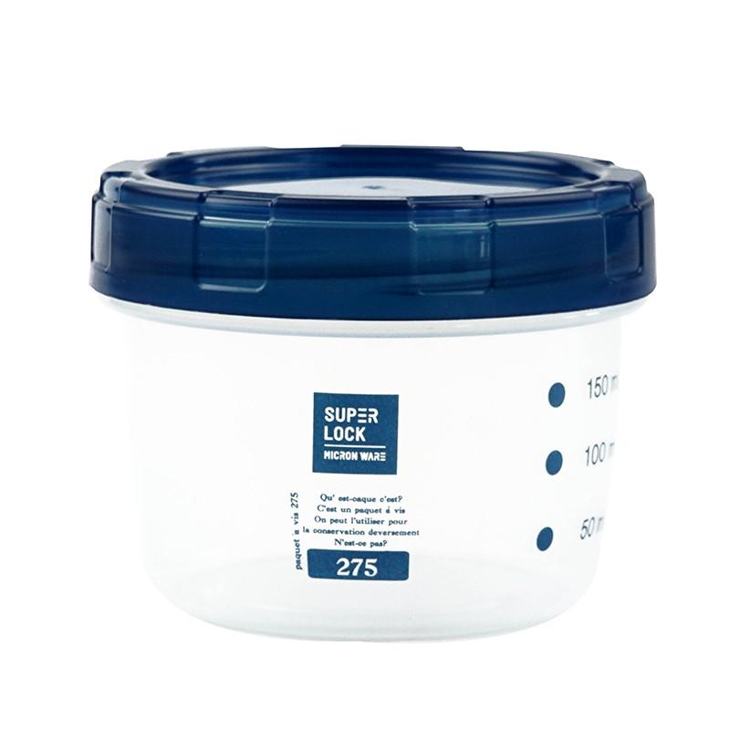 MICRON圓形量盒275ml(藍蓋)