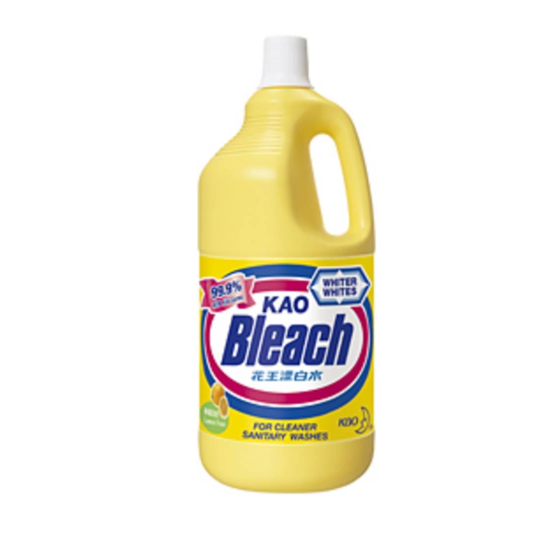 KAO檸檬漂白水2500毫升