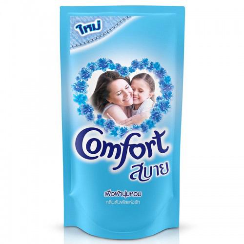 COMFORT衣物柔順劑 - 藍
