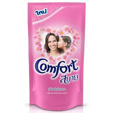 COMFORT衣物柔順劑 - 粉紅