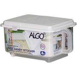 ALGO手挽揭蓋米箱 5kg