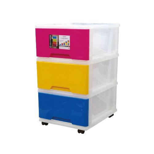 ALGO3層彩色珍寶層柜