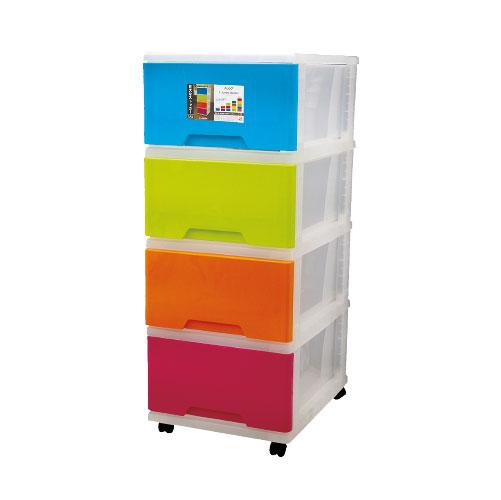 ALGO4層彩色珍寶層柜