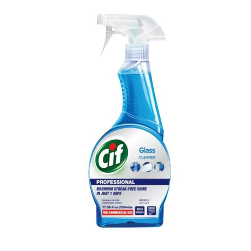 CIF專業玻璃清潔劑
