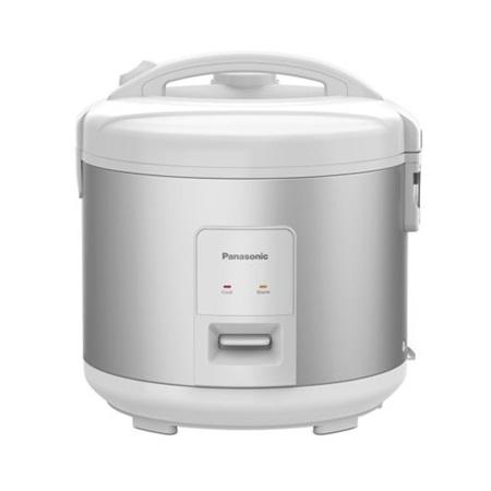 樂聲牌遠紅外線防黏厚鍋電飯煲1.8L-水晶銀 800W
