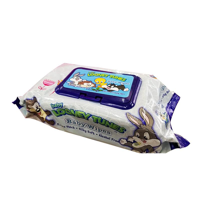 LOONEY TUNES濕紙巾80片