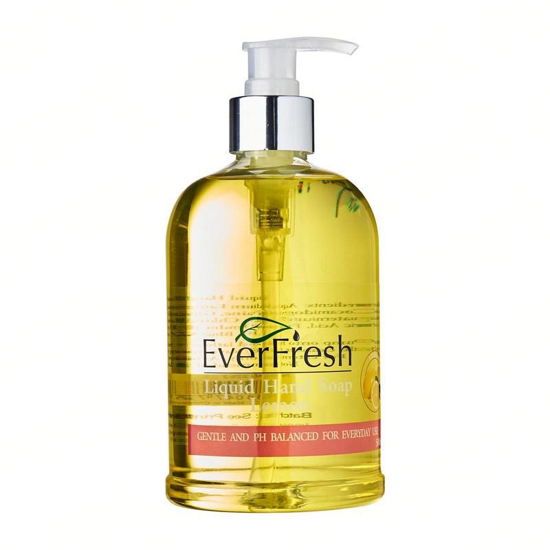 EVERFRESH潔手液-檸檬