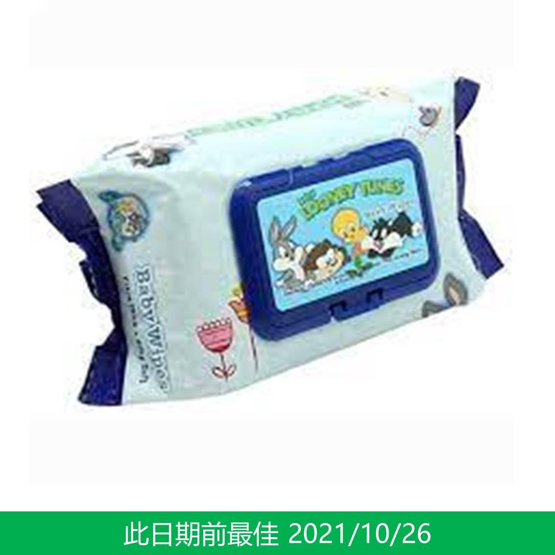LOONEY TUNES嬰兒濕紙巾