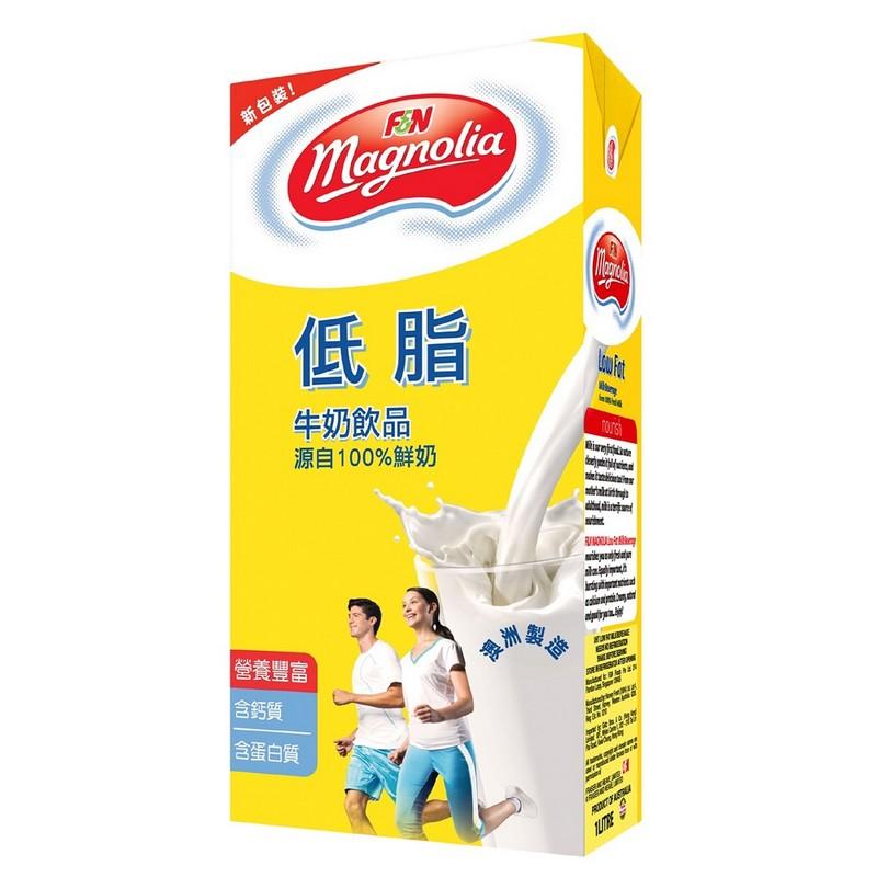 MAGNOLIA澳洲低脂牛奶
