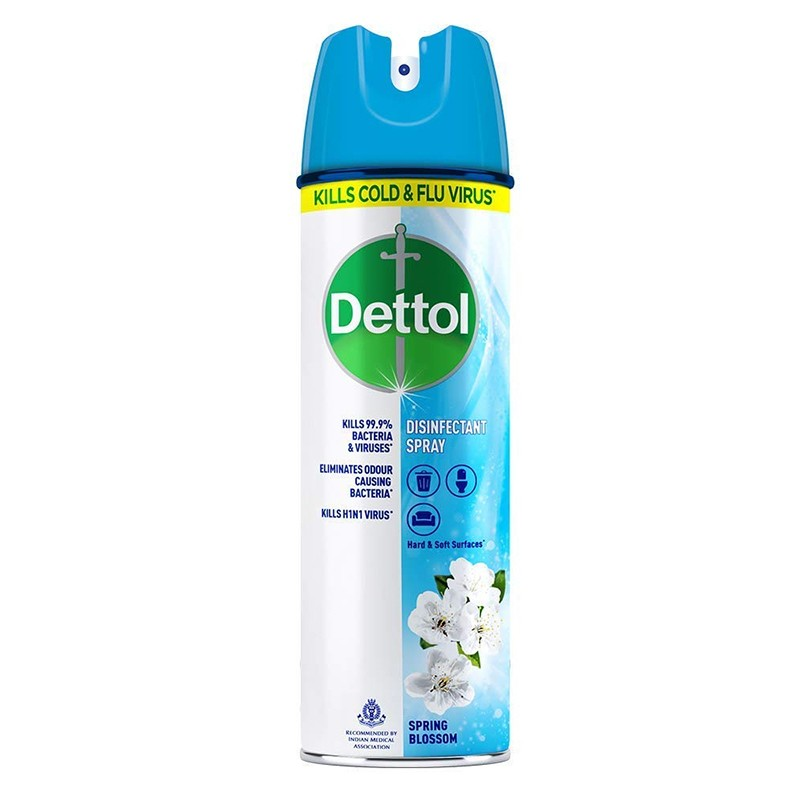 DETTOL殺菌消毒噴霧 -清新