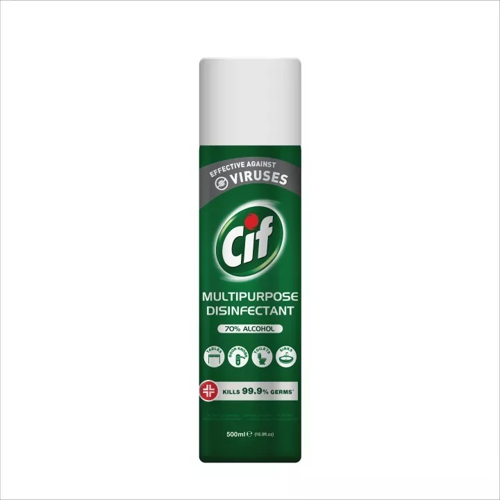 CIF消毒殺菌噴霧