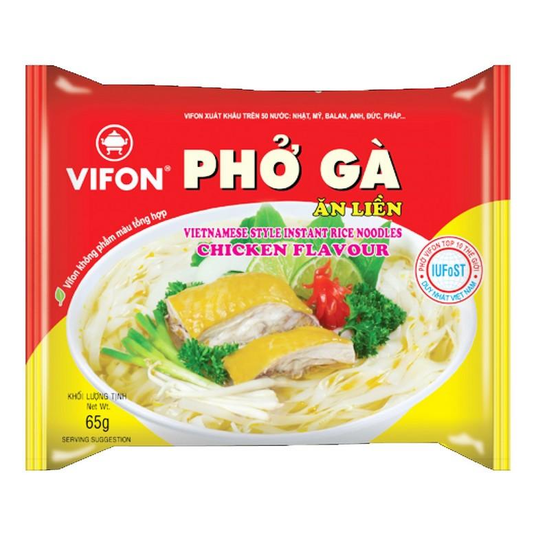 VIFON雞肉味河粉5X56G
