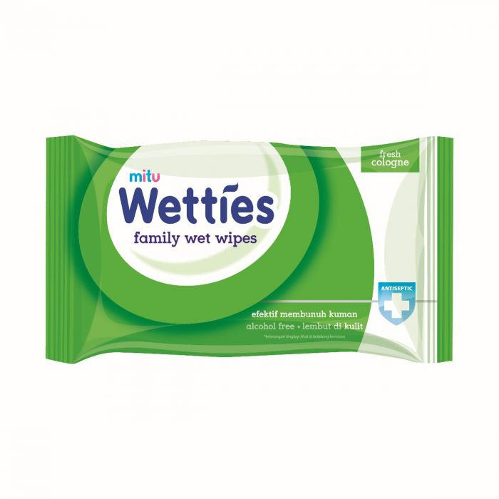 MITU抗菌10片裝濕紙巾