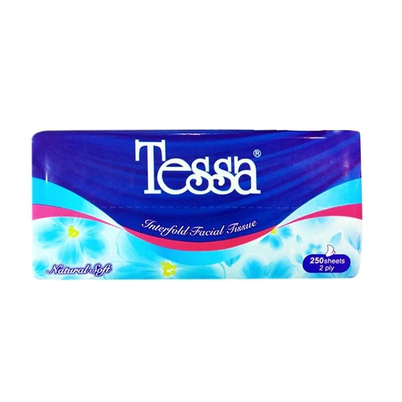 TESSA優質軟抽紙250S