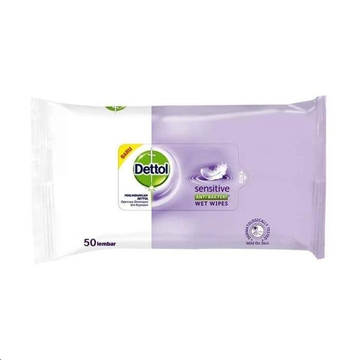 滴露濕紙巾-敏感肌膚50片
