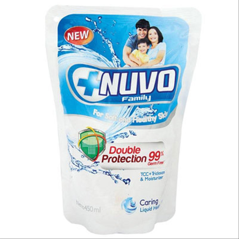 NUVO抗菌沐浴露