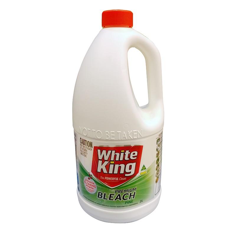 WHITE KING漂白水松木香味2公升