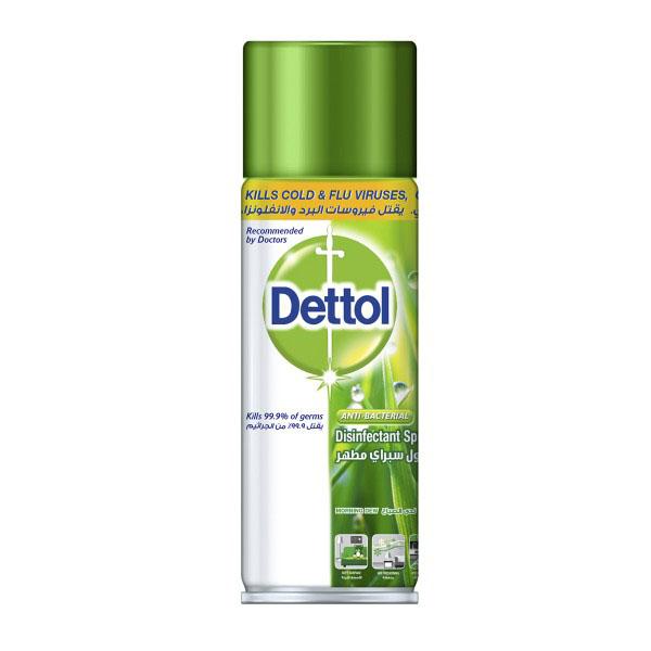 DETTOL殺菌消毒噴霧清新香味