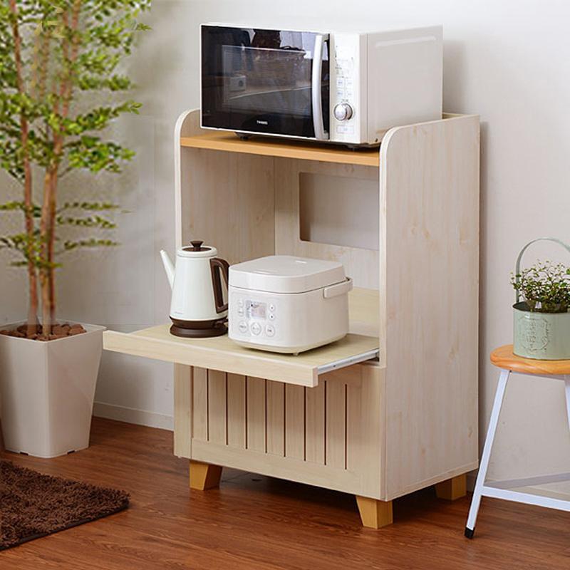 MR多功能廚房餐廳收納櫃 MR-DT798木色