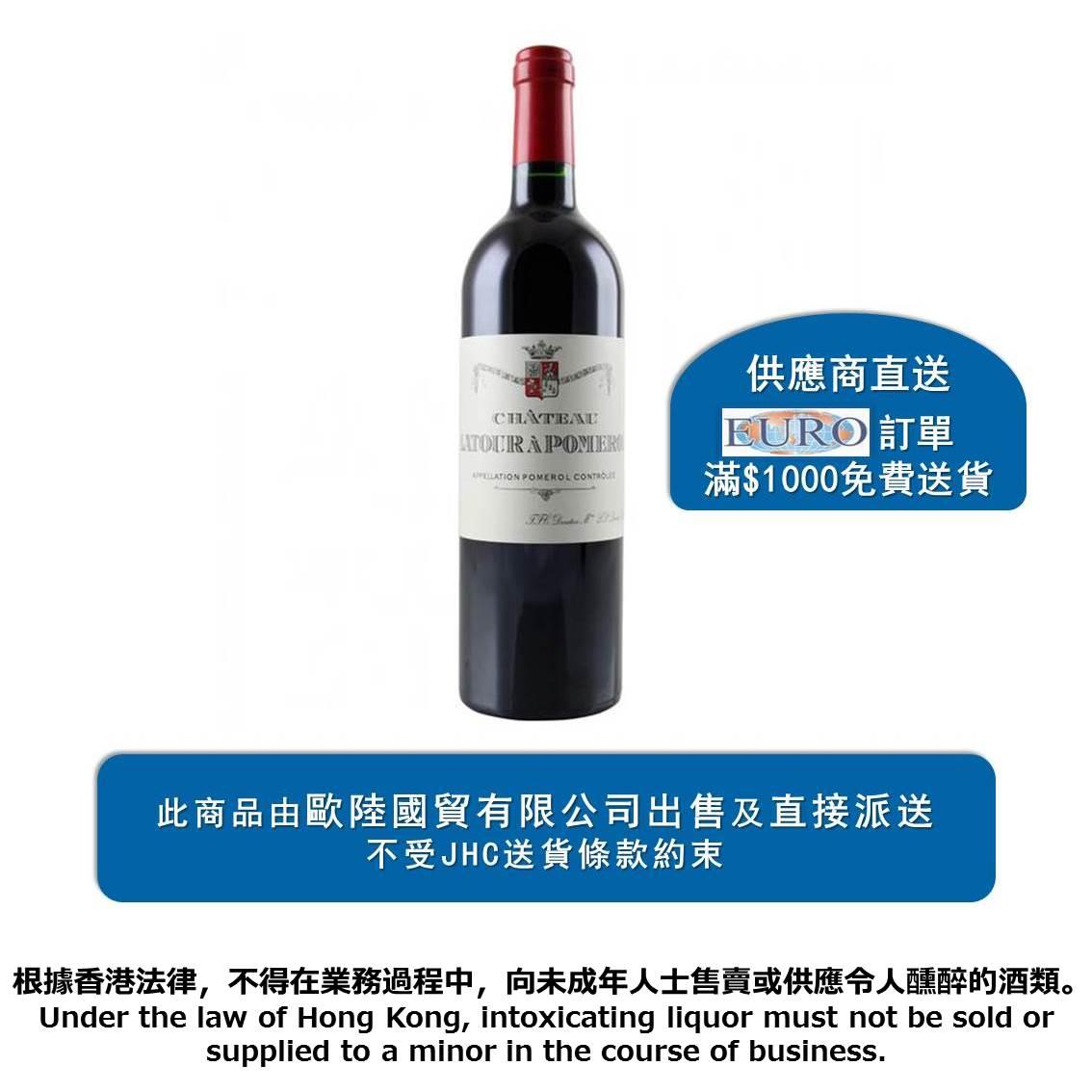CH LATOUR A POMEROL葡萄酒 2009