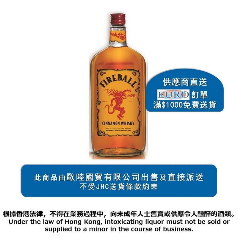 Fireball肉桂威士忌