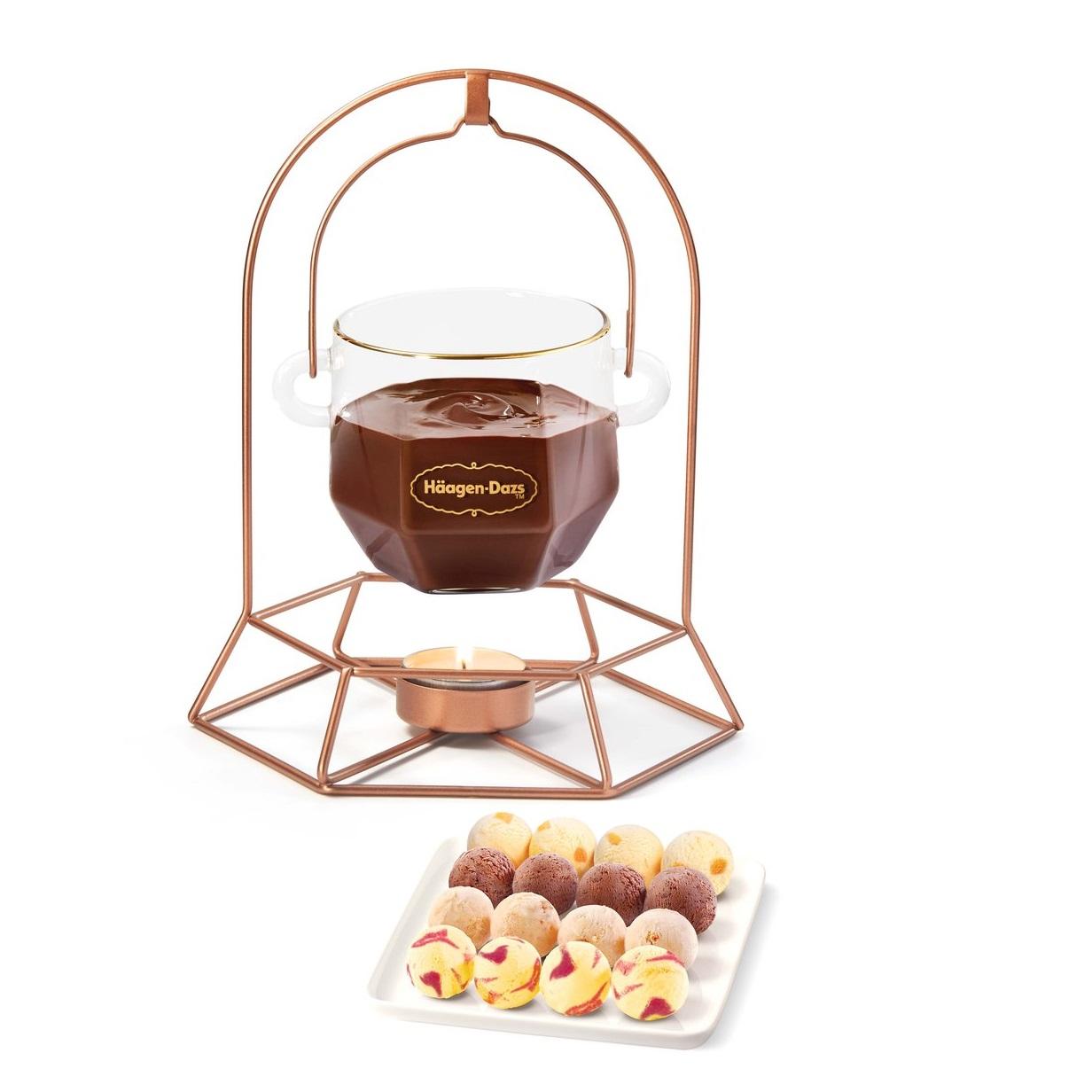 Häagen-Dazs™精點雪糕火鍋套裝 (禮券)